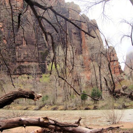 zion national park, national, Sony DSC-T100