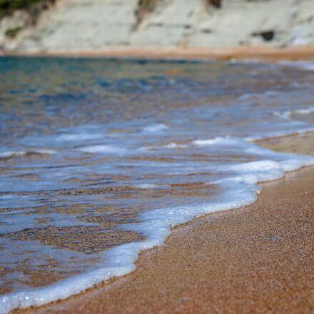 sand, beach, water, Canon EOS 5D MARK II