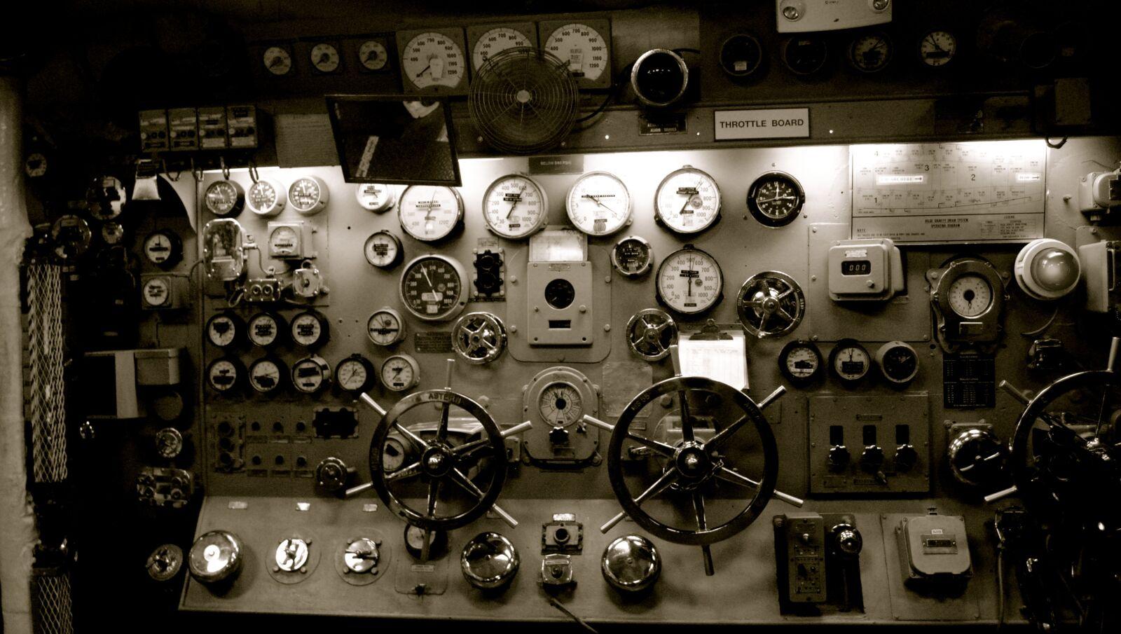 "Nikon D3000 sample photo. ""Control board, panel, switch"" photography"