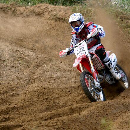 motorcyclist, one, motocross, Sony SLT-A77