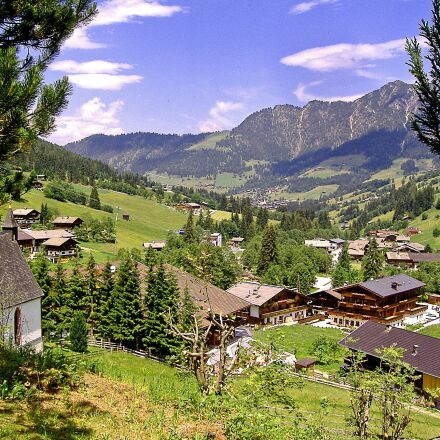 tyrol, alpbach valley, inneralpbach, Fujifilm FinePix A345