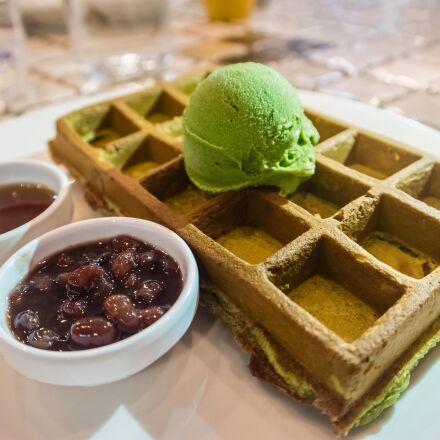 dessert, ice-cream, food, Canon EOS M10