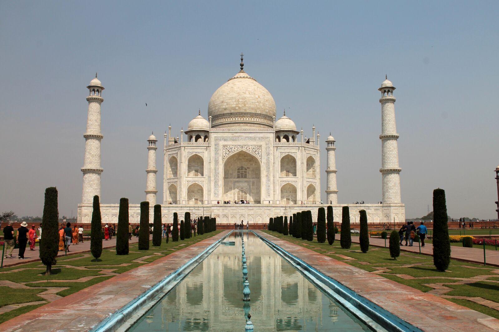 "Canon EOS 1100D (EOS Rebel T3 / EOS Kiss X50) sample photo. ""Taj mahal, agra, rajasthan"" photography"