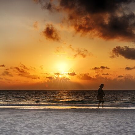beach, mexico, cancun, Samsung NX300