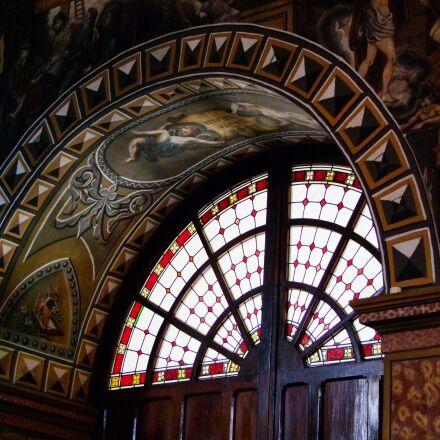 church, church painting, architecture, Fujifilm FinePix S100FS