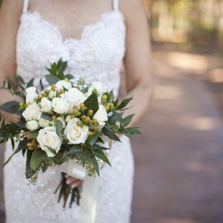 wedding, flowers, bouquet, Canon EOS 6D