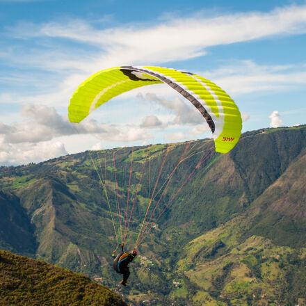 paragliding, Nikon D3000
