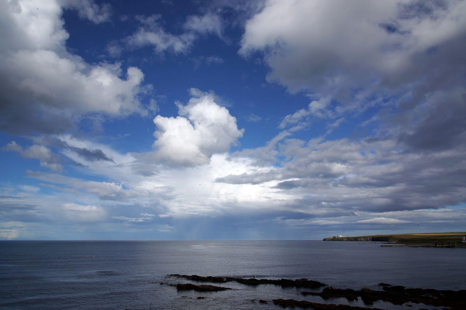 "Sony Alpha NEX-7 sample photo. ""Nature, waters, sky"" photography"