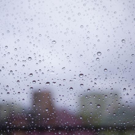 drop, rain, rainy, Olympus E-PL1