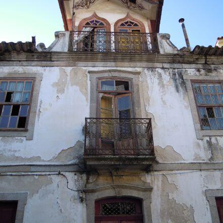 house, architecture, portugal, Nikon COOLPIX S5100