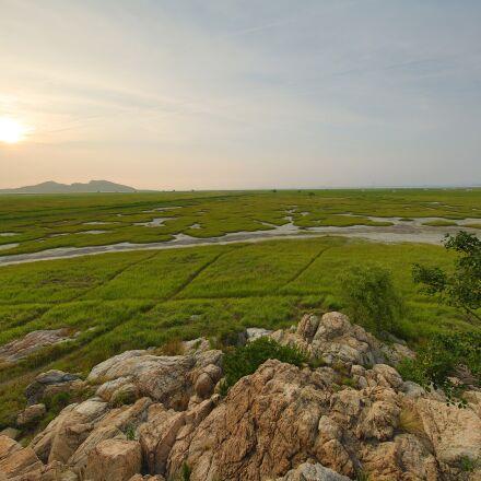 can island, sunset, songshan, Canon EOS 5D MARK III