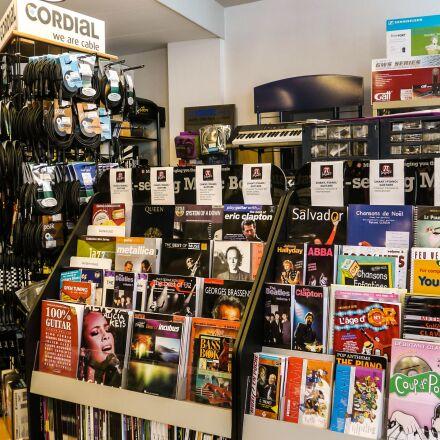 store, music, rock, Panasonic DMC-GH1