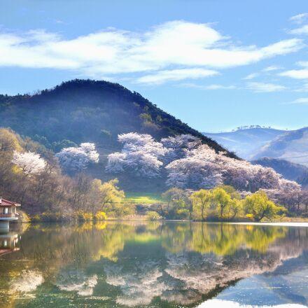 korea, landscape, republic of, Canon EOS 5D