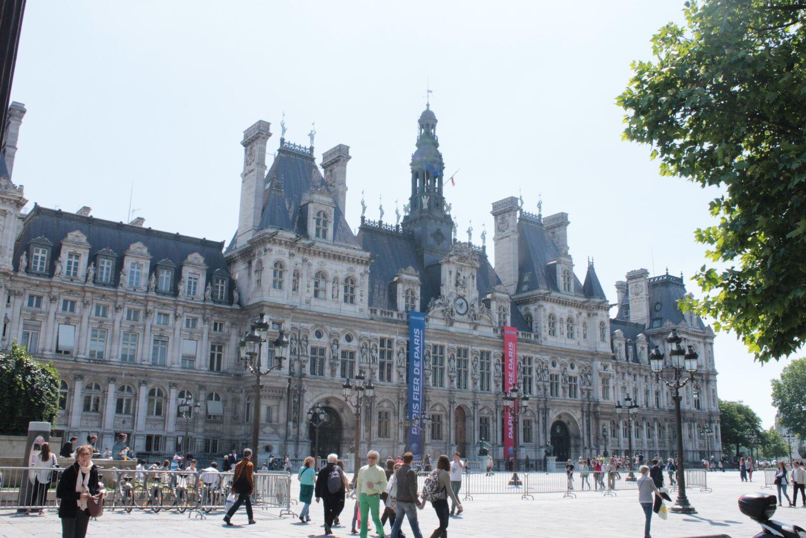 "Canon EOS 1100D (EOS Rebel T3 / EOS Kiss X50) sample photo. ""Paris, mairie, france"" photography"
