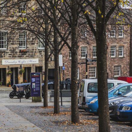 autumn, scotland, sterling, Canon EOS 5D MARK II