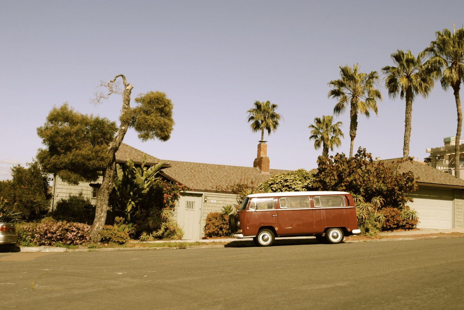 "Nikon D3000 sample photo. ""Automobile, van, bus"" photography"