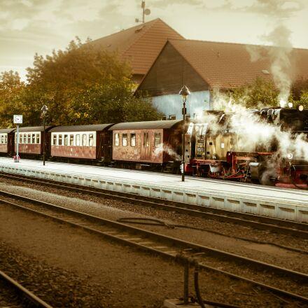 locomotive, loco, train, Samsung NX300M