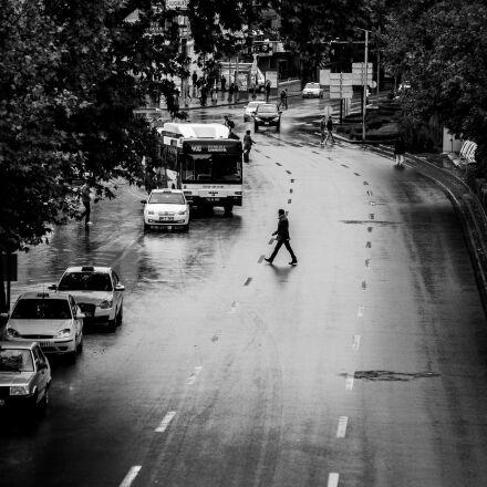 street, avenue, traffic, Canon EOS 5D MARK II