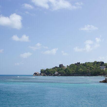 island, seychelles, indian ocean, Canon EOS 550D