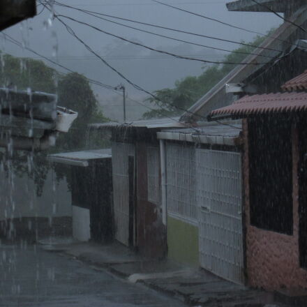 rain, rainy, day, street, Canon POWERSHOT A3200 IS