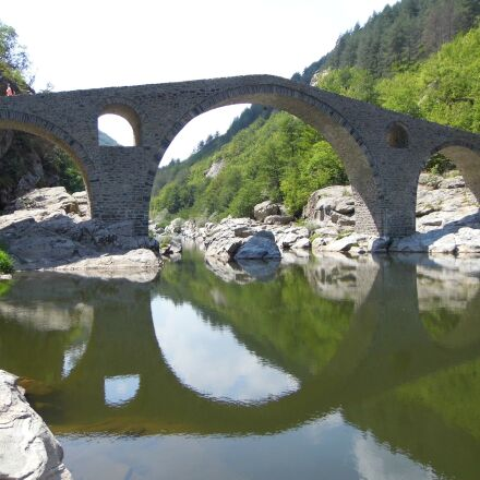 devil's bridge, rodopi, roman, Panasonic DMC-LZ30