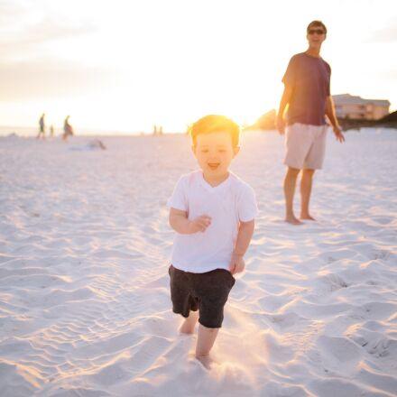 beach, child, kid, Canon EOS 6D