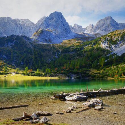 mountains, landscape, rock, Fujifilm X-E1