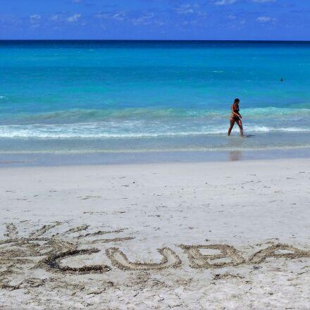 cuba, beach, sea, Panasonic DMC-TZ58
