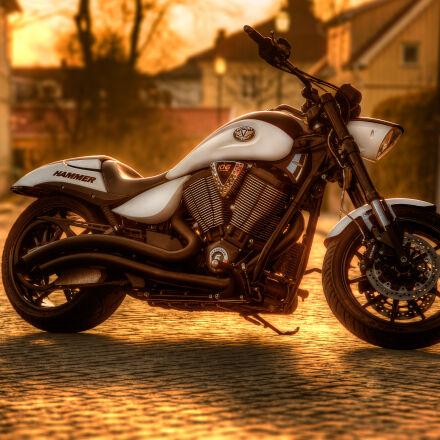 action, bike, biker, chrome, Canon EOS 6D