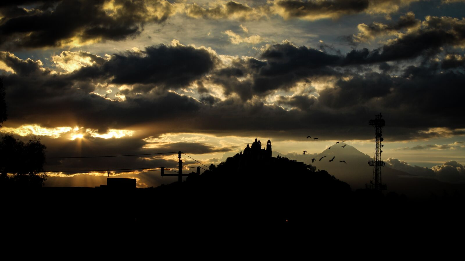 """Canon EOS 600D (Rebel EOS T3i / EOS Kiss X5) sample photo. """"Landscape, sunset, clouds"""" photography"""