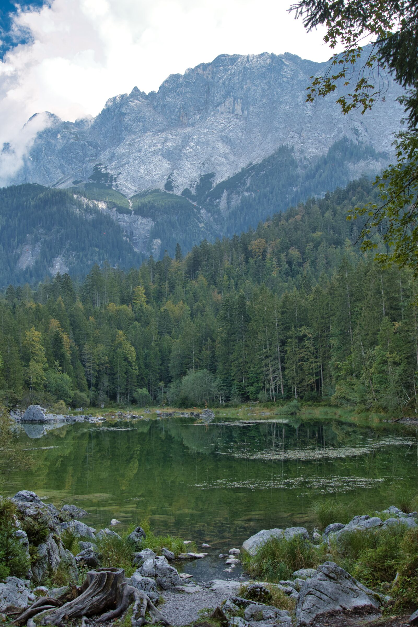 """Sony a6400 sample photo. """"Lake, mountains, nature"""" photography"""