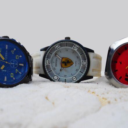 wristwatch, bracelet, bracelets, Nikon COOLPIX L24