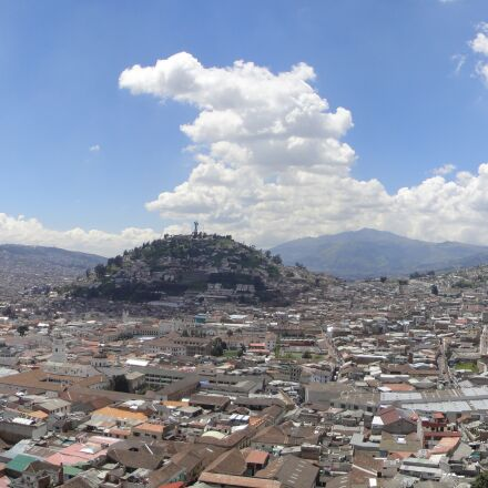 quito, city, panoramic, Sony DSC-W270