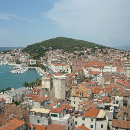 split, croatia, holiday, Panasonic DMC-LS80