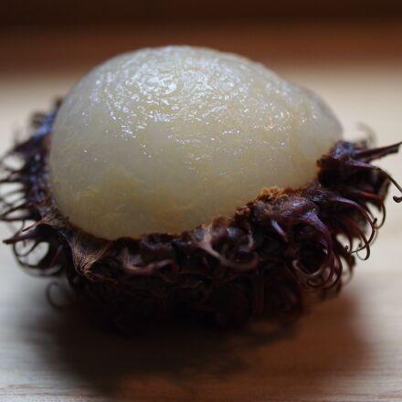 lychee, litchi, fruit, Olympus E-PM2