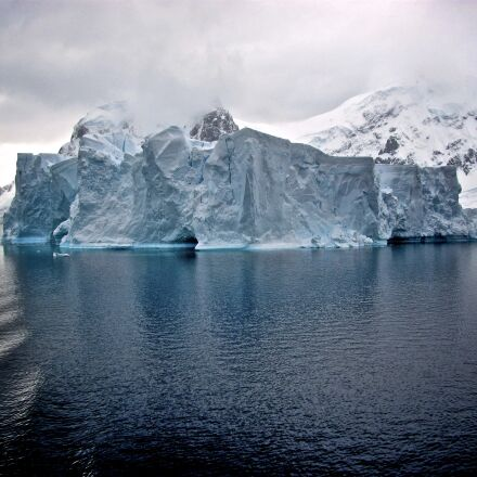 cold, ice, iceberg, Canon POWERSHOT SX120 IS