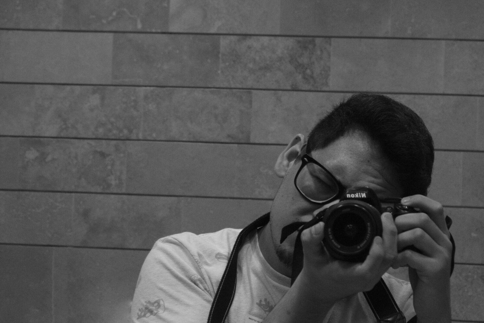 "Nikon D3100 sample photo. ""B, w, black, white"" photography"