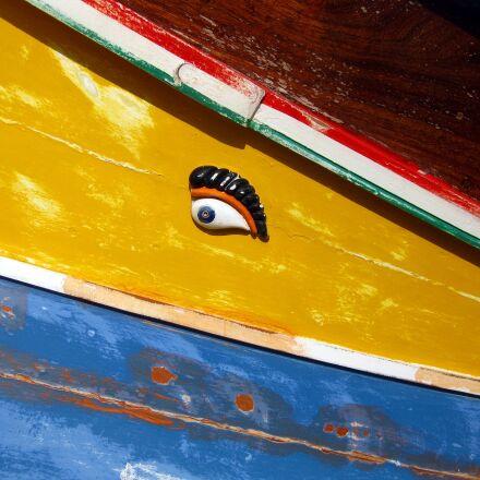 boat, eye, osiris, Canon DIGITAL IXUS 85 IS
