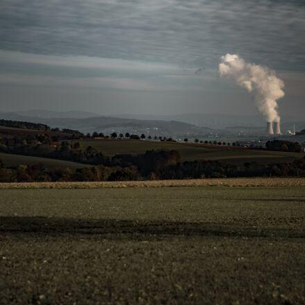 landscape, power plant, energy, Sony ILCE-7SM2