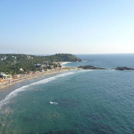 beach,shoreline, sea, water, coast, Panasonic DMC-TS2
