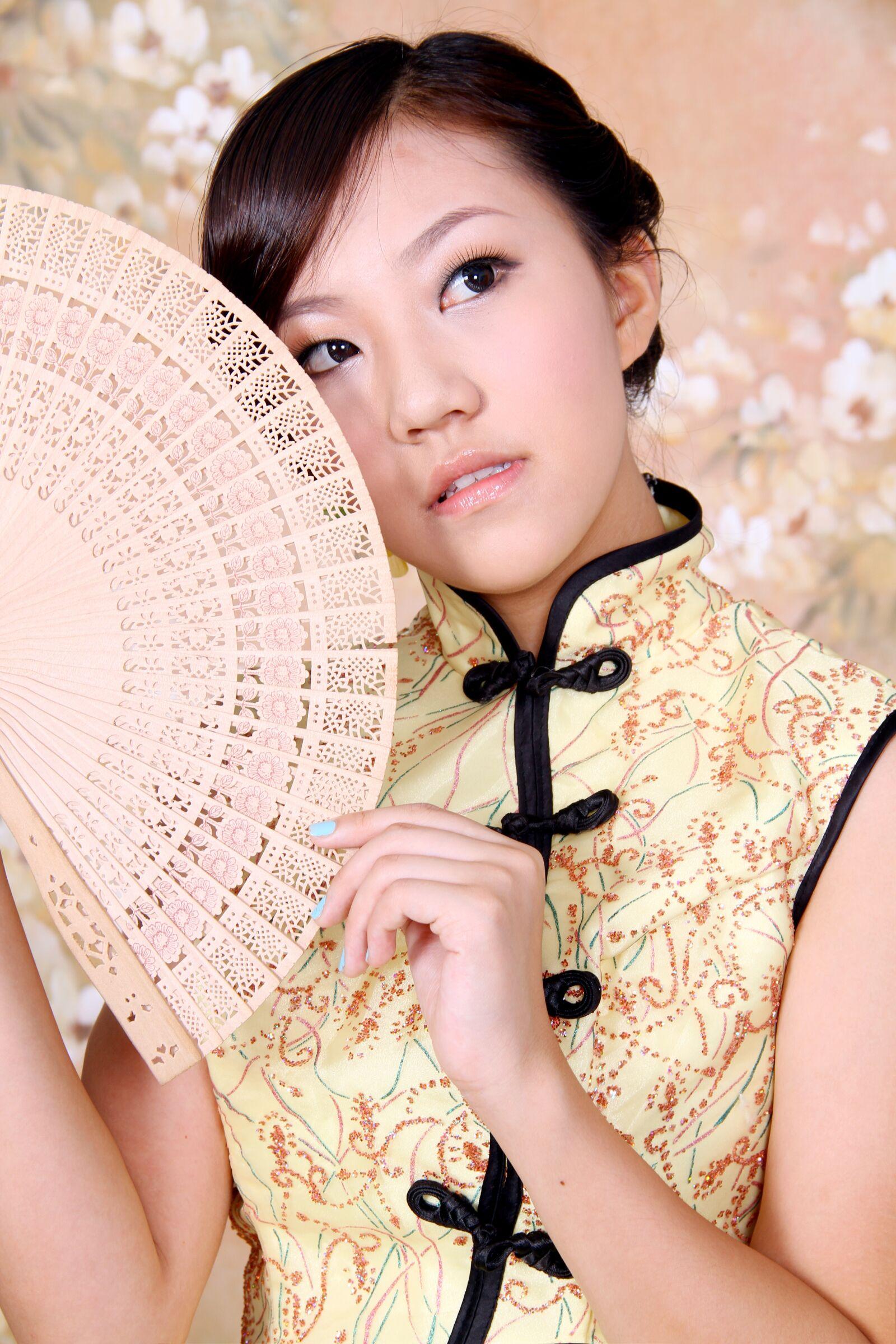 "Canon EOS 7D sample photo. ""Model, cheongsam, asian girl"" photography"