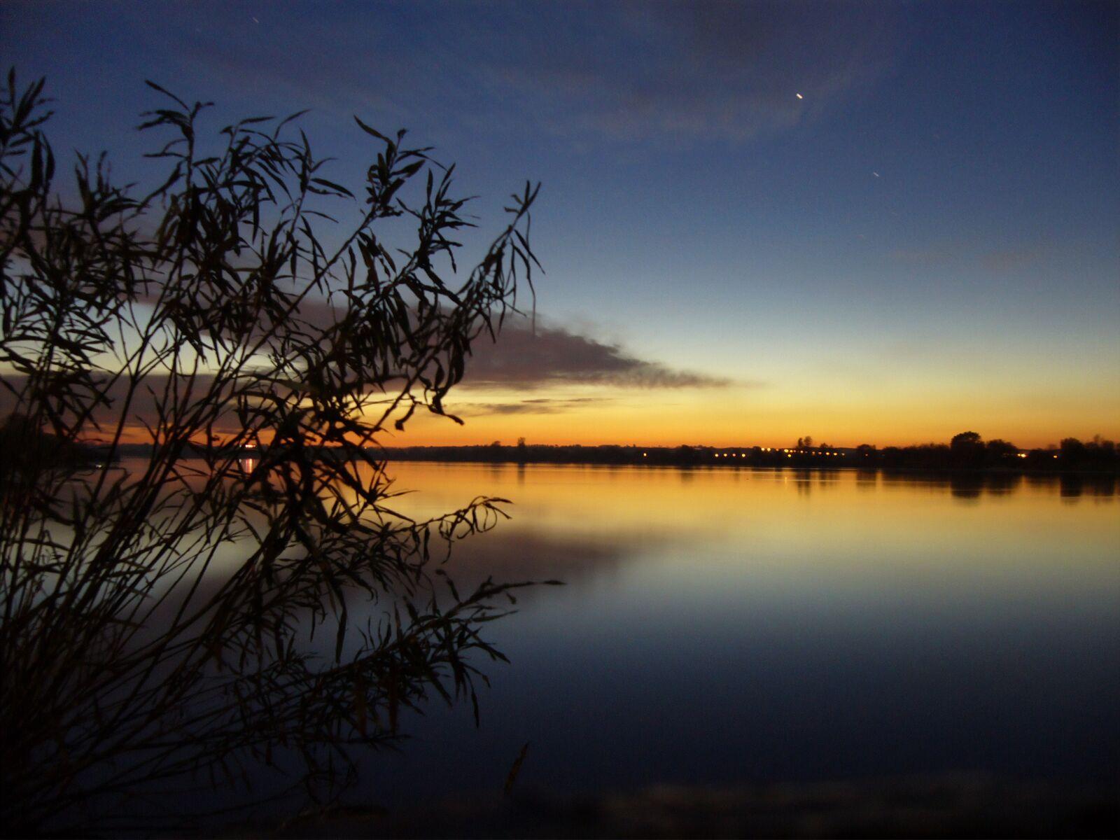 poland, river, landscape