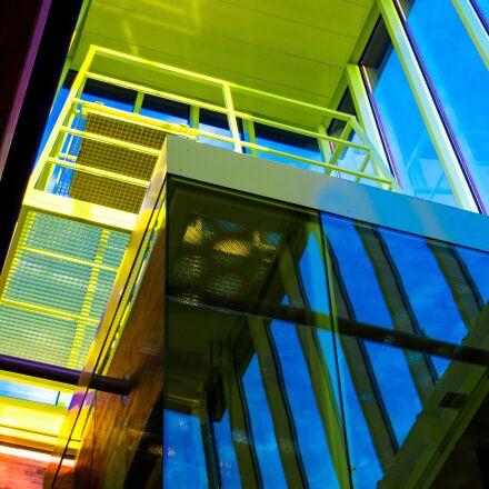 architecture, detail, window, Pentax K-50
