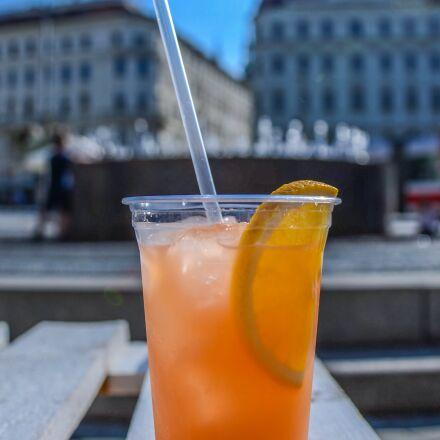 drink, beverage, straw, Nikon D600