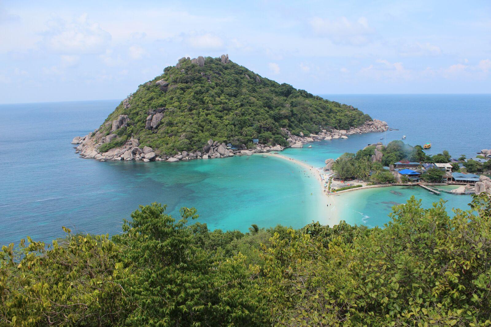 "Canon EOS 600D (Rebel EOS T3i / EOS Kiss X5) sample photo. ""Paradise, thailand, island"" photography"