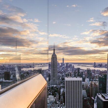 architecture, buildings, business, Fujifilm X100S