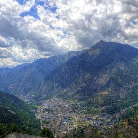 la vella, andorra, mountains, Fujifilm X100S