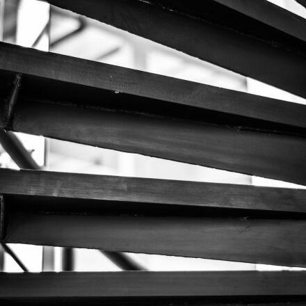 architecture, black, and, white, Nikon D5200