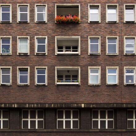 apartments, architecture, building, Olympus E-M5
