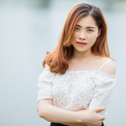 viet nam, asia, girl, Canon EOS 5D MARK III